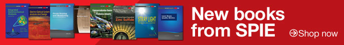 See all the new books from SPIE