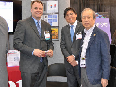 SPIE Advanced Lithography 2015 exhibition Canon