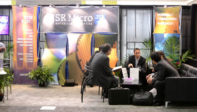 JSR Micro, SPIE Advanced Lithography 2015 exhibition