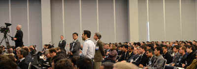 SPIE Advanced Lithography 2015 plenary audience