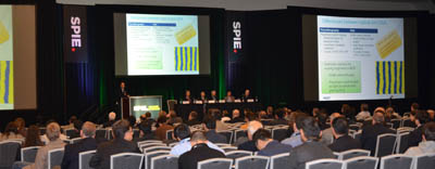 Dimensional scaling panel discussion at SPIE Litho