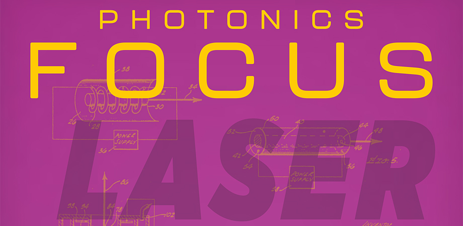 LASER SHARP: The first issue of Photonics Focus, the new SPIE membership magazine
