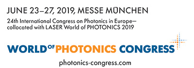 World of Photonics Congress
