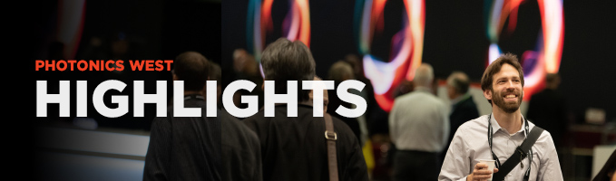Review what SPIE Photonics West 2020 had to offer