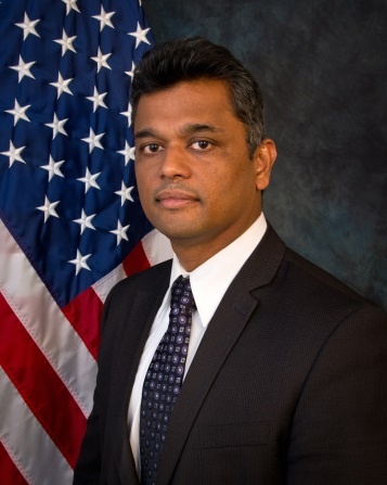 SPIE Fellow Rajesh R. Naik (Air Force Materiel Command)