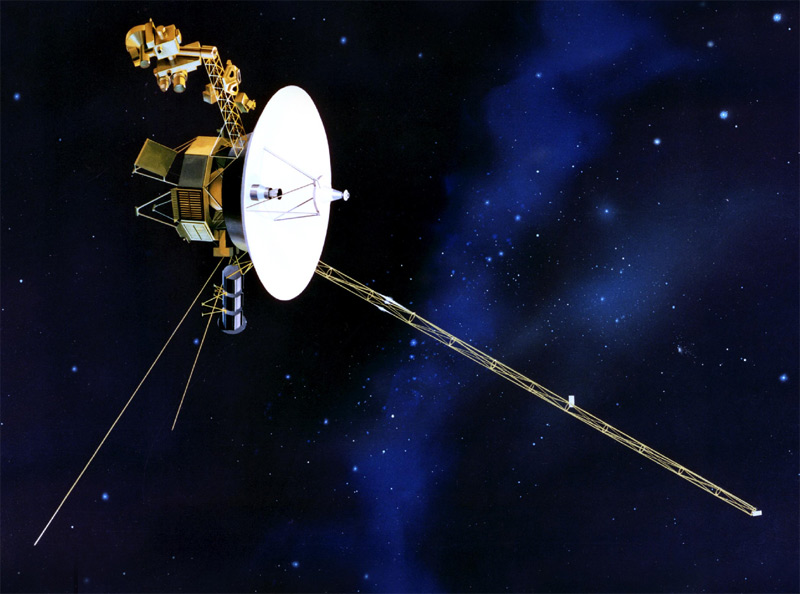 Image of Voyager 1