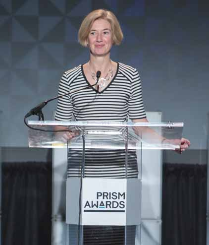 Photonics West 2019 OPTO plenary speaker Katharine Schmidtke