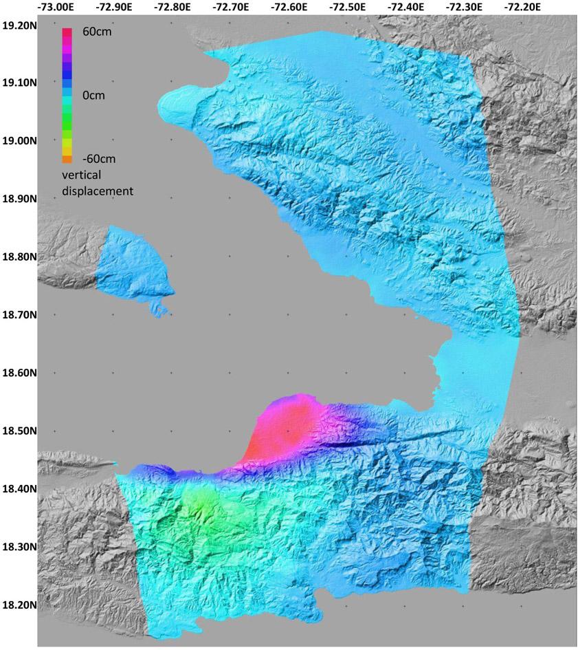 SPIE Newsroom :: Mapping the Haiti earthquake's co-seismic