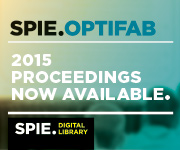Browse SPIE Proceedings from Optifab