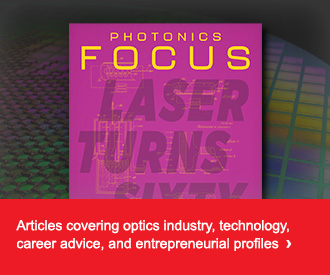 Photonics Focus Magazine