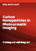 Carbon Nanoparticles in Photoacoustic Imaging