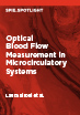 Optical Blood Flow Measurement in Microcirculatory Systems
