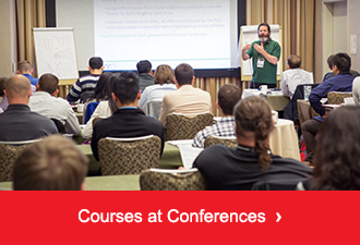 Courses at Conferences