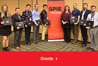 SPIE Student Author Travel Grants