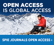 SPIE Journals OPEN ACCESS