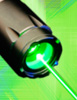 green laser light is one of many laser innovations